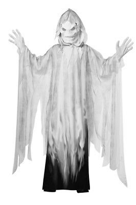 Kids Evil Spirit Boys Ghost Halloween Costume - Ghost Kids Costume