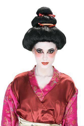 Geisha Wig Ebay