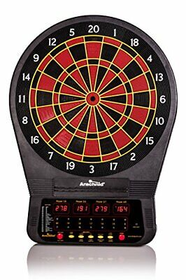 Arachnid Cricket Pro Tournament-quality Electronic Dartboard with Micro-thin for