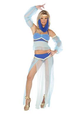 Sexy Arabian Princess Womens Costume size Medium