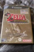 Zelda Wind Waker Limited Edition GameCube