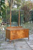 Art Deco Walnut Dressing Table