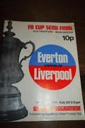 Old Football Programmes