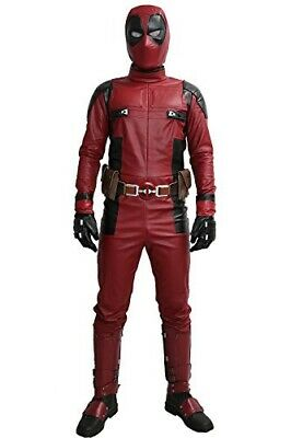 Xcoser Deadpool Cosplay Costume Suit Size Adult Small