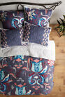 Anthropologie Blue Quilts