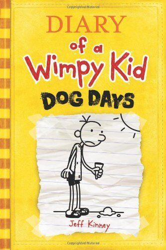 Dog Days (diary Of A Wimpy Kid, Book 4) By Jeff Kinney