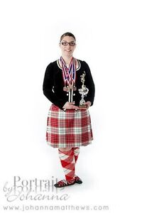 Highland Dance for ALL ages