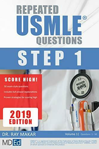 Repeated USMLE Questions Step 1- Volume 1  2019 Digital Edition