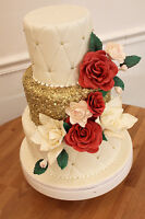 WEDDING CAKES & SWEET TABLES (Cupcakes, Cake pops & Cookies)