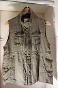 Mens Safari Vest