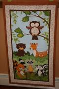 Forest Friends Fabric