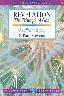 Lifebuilder Bible Study: Revelation: The Triump... by Stevens, R. Paul Paperback