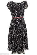 Wallis Polka Dot Dress