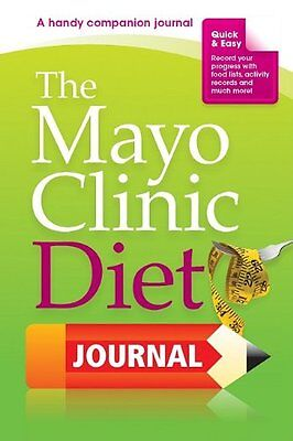 The Mayo Clinic Diet Journal  A Handy Companion Jo