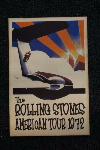 Rolling Stones Tour Of The Americas Ebay