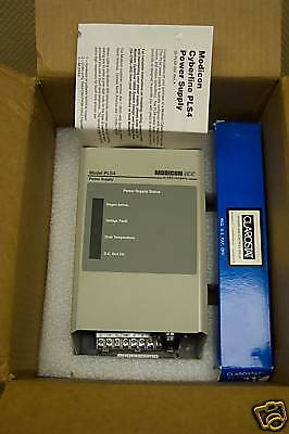 Modicon Dr-pls4-000 Power Supply Cl1000 Pls4 New Condition In Box