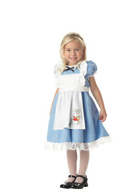 Child Lil' Alice in Wonderland Toddler Costume](Alice Baby Costume)