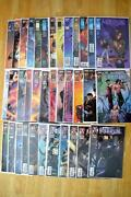 Witchblade Comic Lot