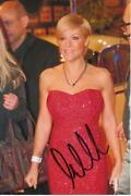 Michelle Autogramm