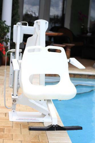 Pool lift ebay for Swimming pool lifting out of ground