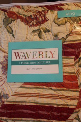 Waverly Quilt Ebay