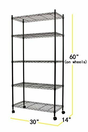 Restaurant Kitchen Shelving restaurant shelving | ebay