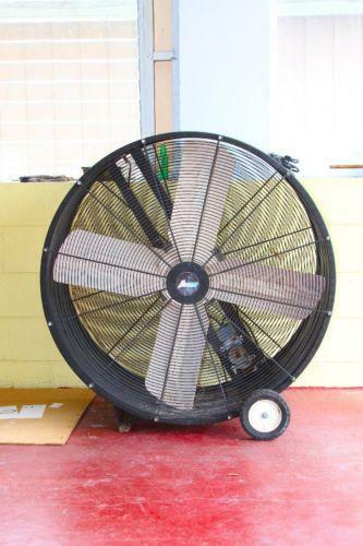 Industrial Floor Fan Ebay