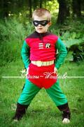 Batman Robin Costume