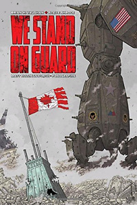 We stand on guard trade paperback