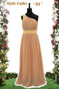 Dusky Pink Bridesmaid Dress