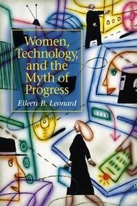 Изображение товара Women, Technology, and the Myth of Progress-ExLibrary. Paperback book.