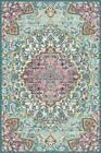 Unbranded Blue Traditional-Persian/Oriental Area Rugs