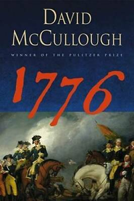 1776 - Hardcover By McCullough, David - GOOD
