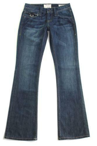 Womens Stretch Bootcut Jeans