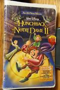 The Hunchback of Notre Dame II VHS