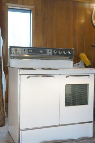 Used Electric Range Ebay