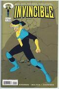 Invincible 1 First Print