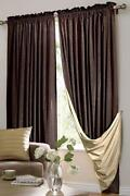 Black Gold Curtains