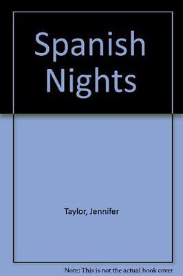 Spanish Nights,Jennifer Taylor