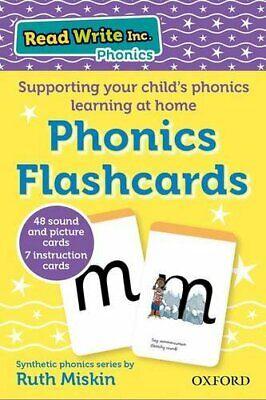 Read Write Inc. Home Phonics Flashcards