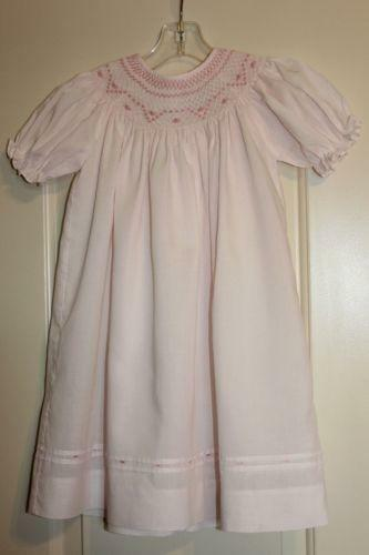 Carriage Boutique Smocked Dress Ebay