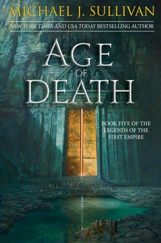 Age Of Death By Michael J Sullivan: New