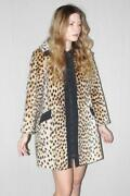 Cheetah Coat