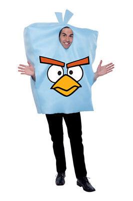 Angry Birds Ice Bomb Bird Halloween Costume sz Standard - Angry Bird Halloween Costumes