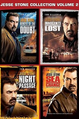 Jesse Stone Collection 2 Dvd