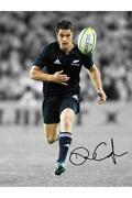 Dan Carter Signed