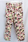 Pink Snowboard Pants