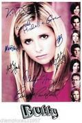 Buffy Autogramm