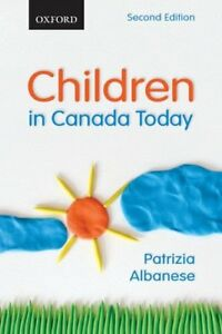 Children in Canada Today - Patrizia Albanese
