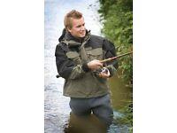 Ocean Breathable Wading Jacket XL RRP £115 BNWT
